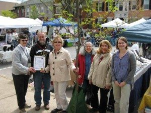 2012 Arbor Day Proclamation Ceremony